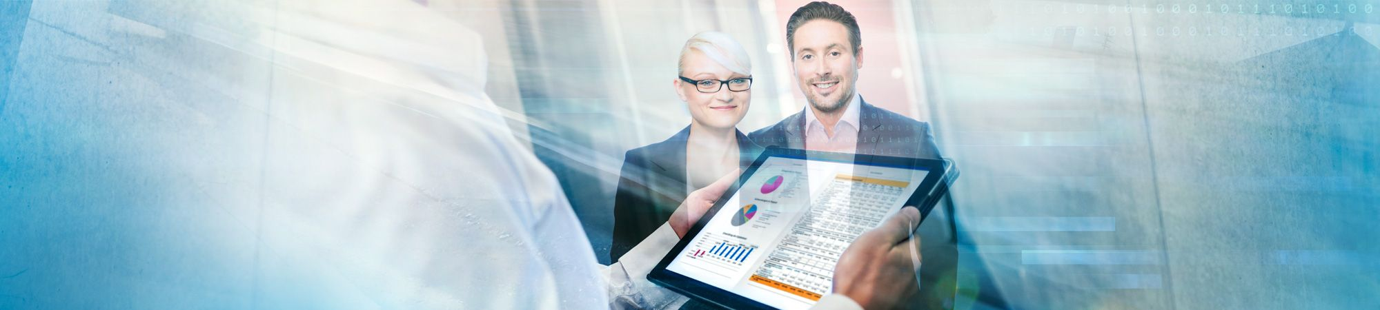 Financial accounting – Certified solutions for every phase of modernizing your administration