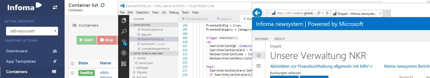 Export errors and warnings from VS Code