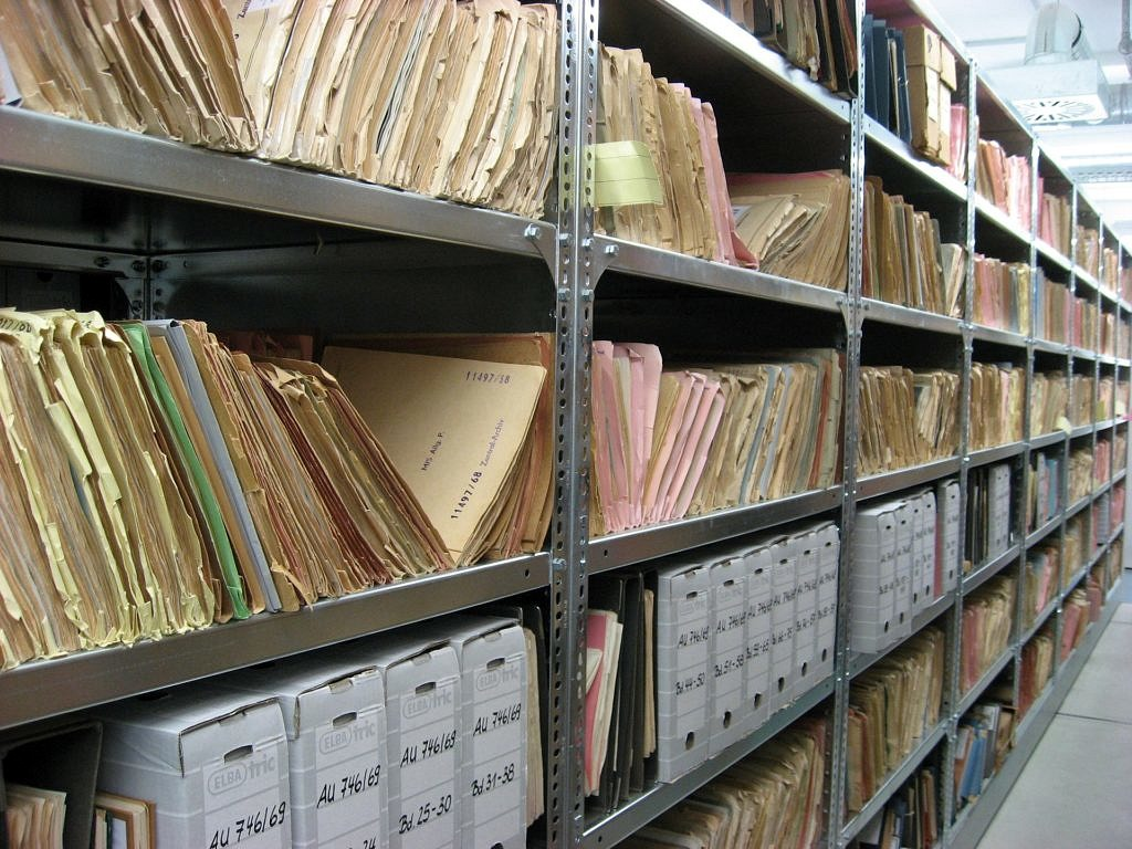 From mountains of paper to streamlined electronic file solutions