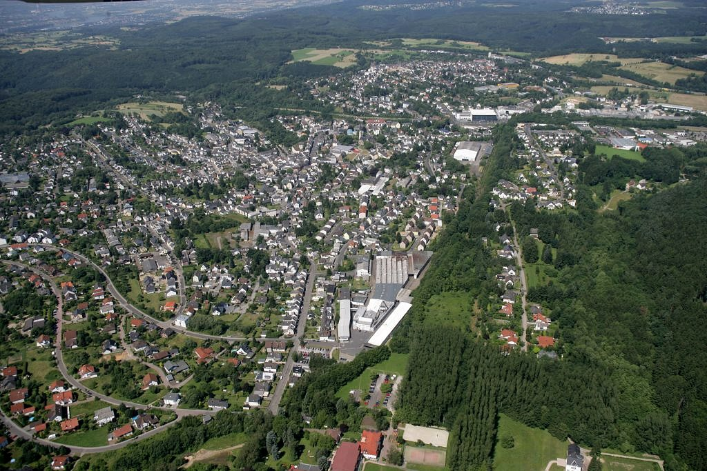 Höhr-Grenzhausen Associated Municipal Administration