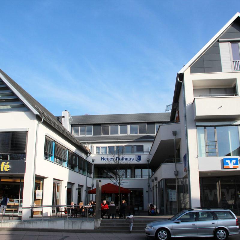Karlsbad_Neues Rathaus