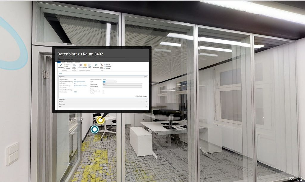 Viersen district uses BIM for facility management