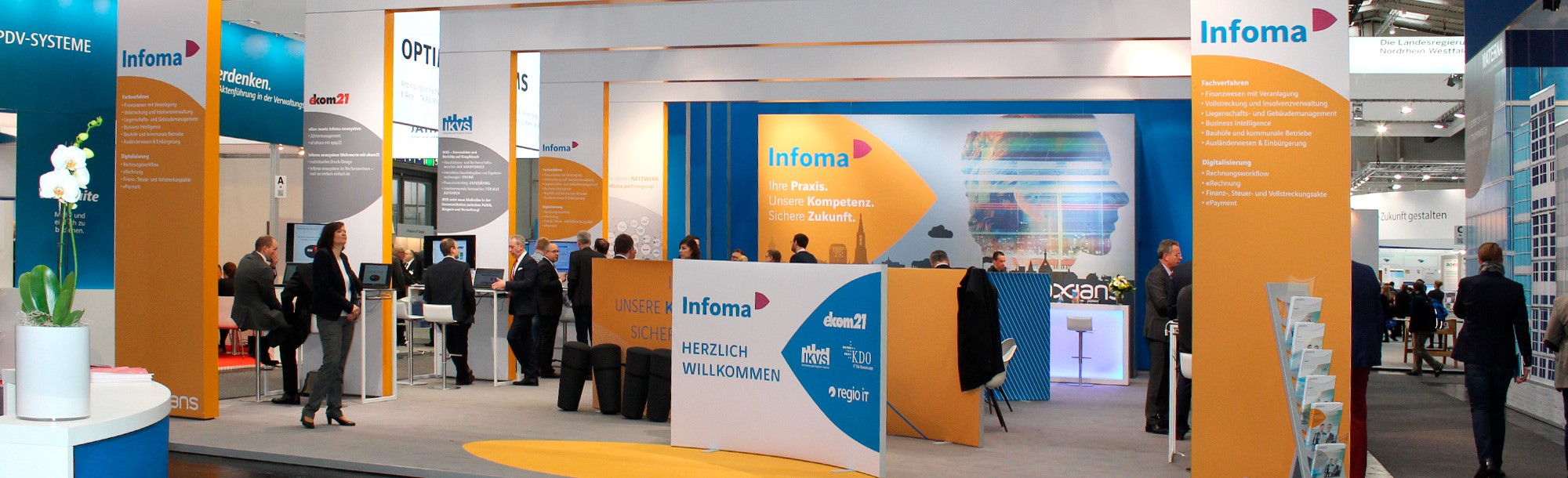 Thank you for attending CeBIT!