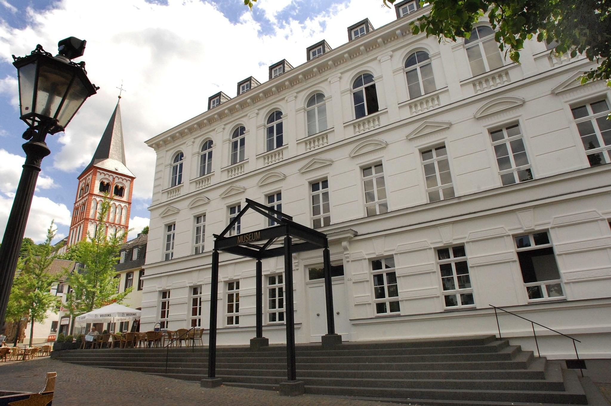 Reference city Siegburg - Quick pay via QR code