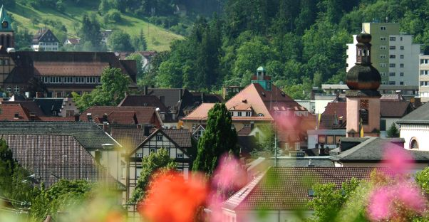Reference report City of Schramberg