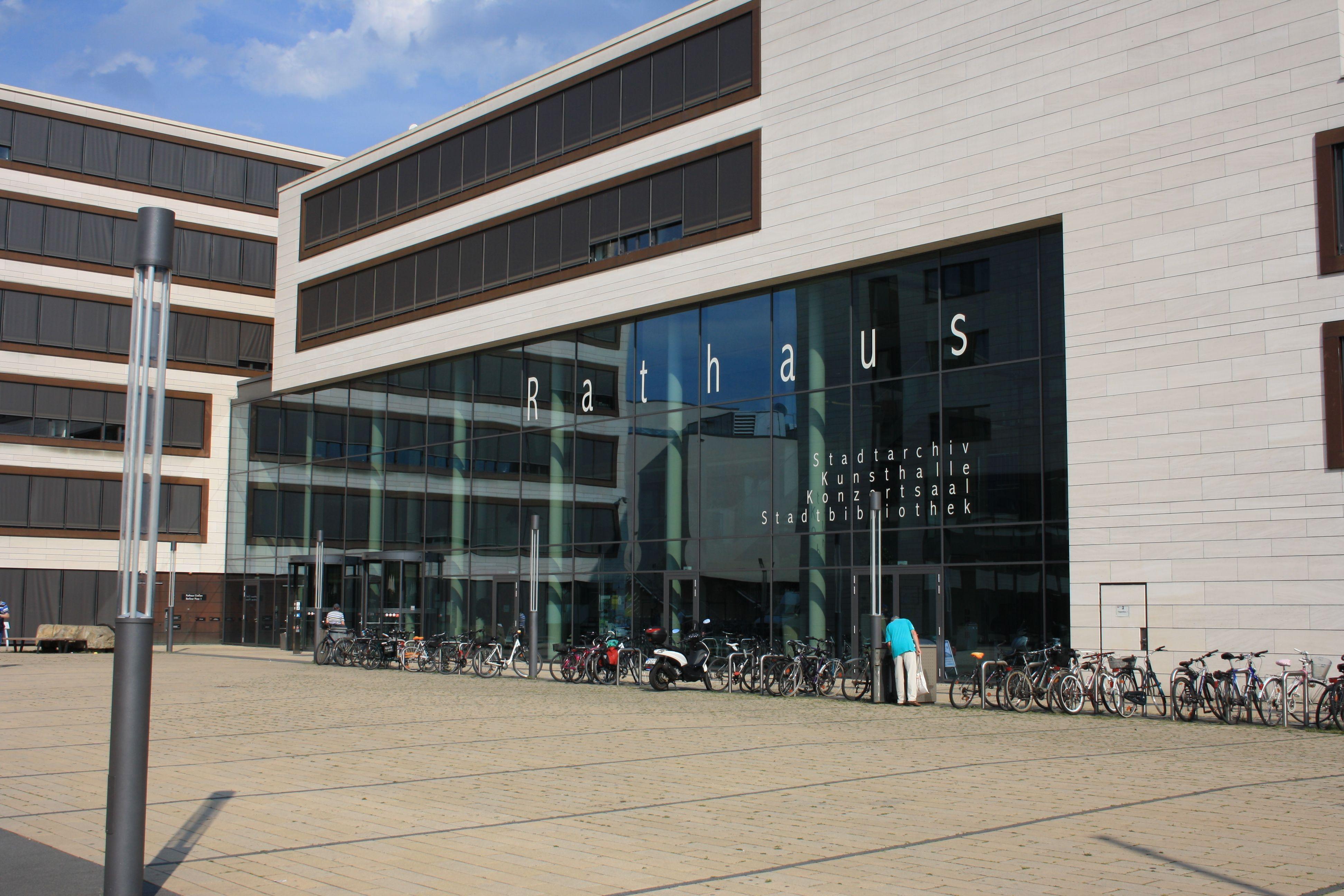 Stadt Gießen Rechnungsworkflow