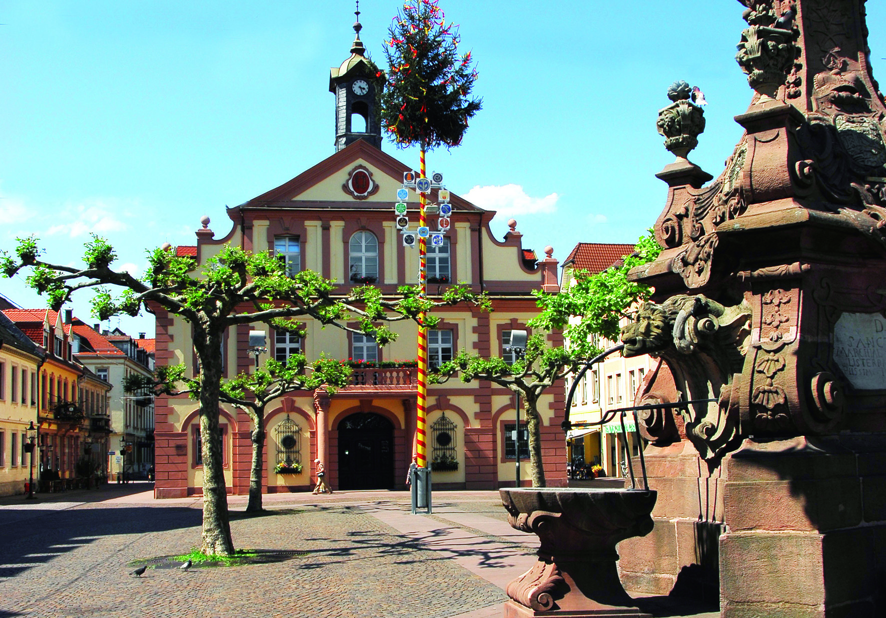 Reference Report Technical services of the city of Rastatt